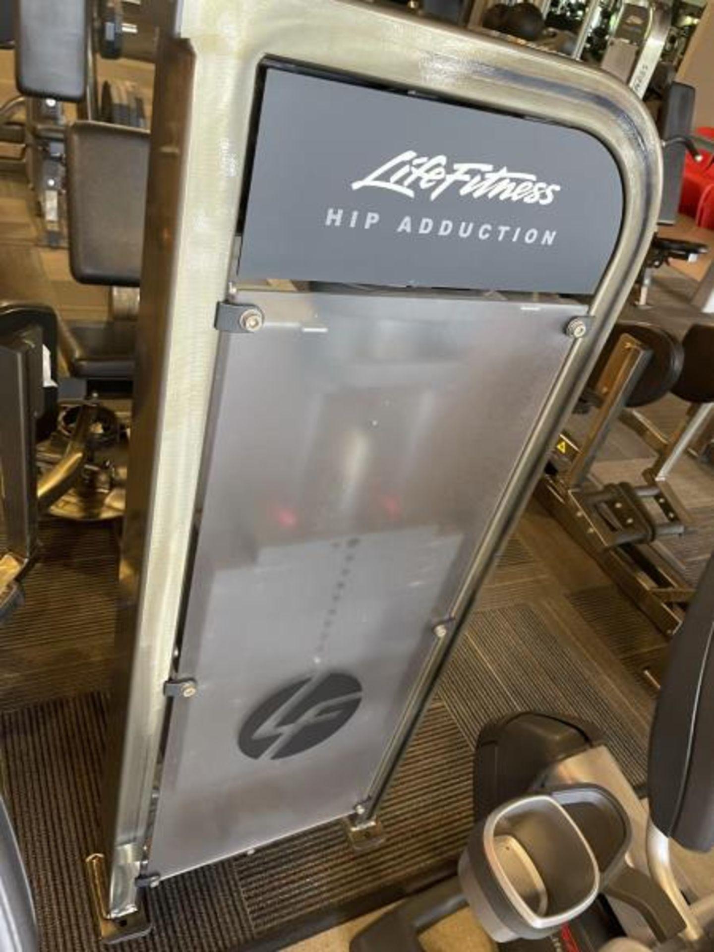 Life Fitness Hip Adduction M: PSHADSE - Image 4 of 5