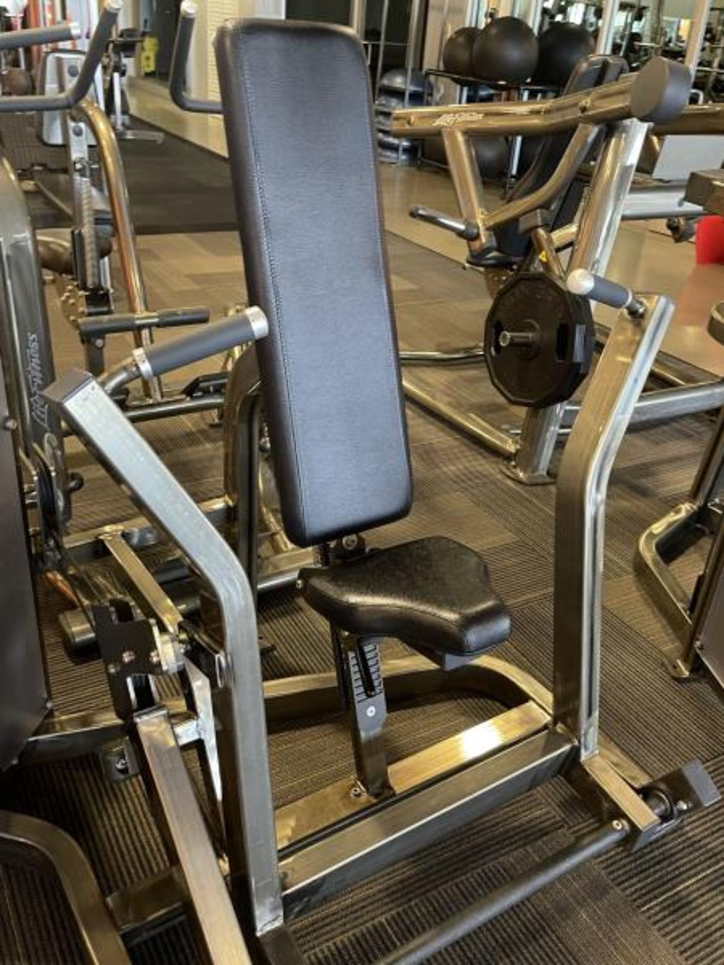 Life Fitness Chest Press M: PSCPSE - Image 3 of 4