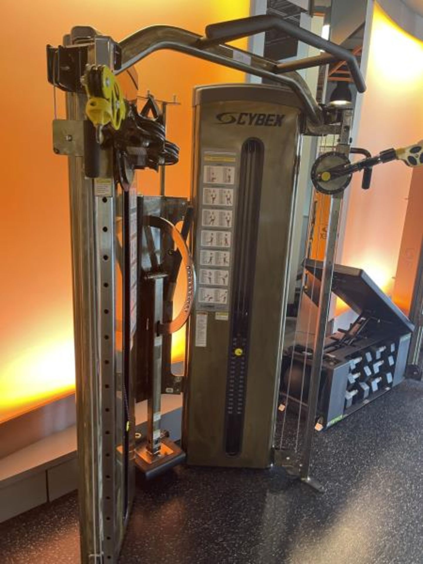 Cybex Bravo All-In-One Functional Trainer M: 8830 - Image 2 of 5