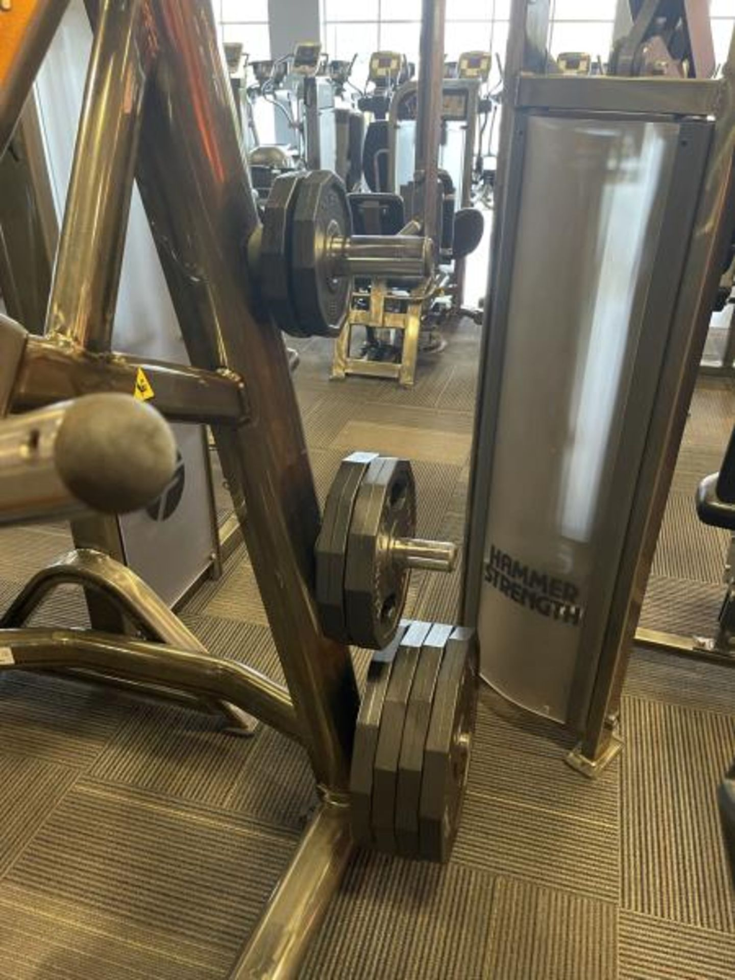 Incline Press with Iron Grip Weight Plates M: SPLIP - Image 4 of 6