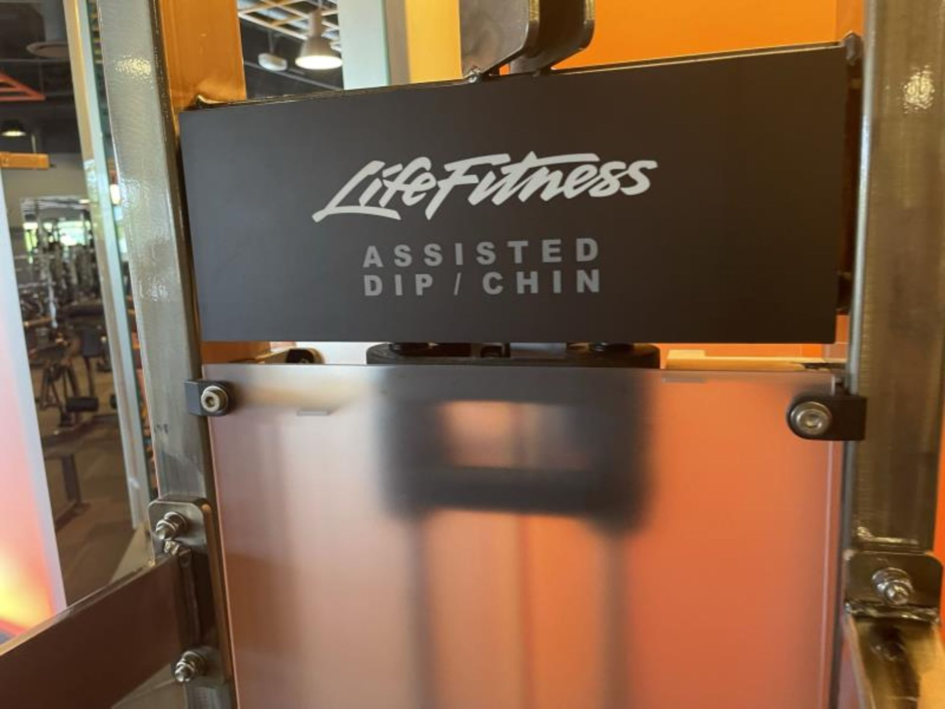 Life Fitness Assisted Dip/Chip M: PSADCSE - Image 5 of 5