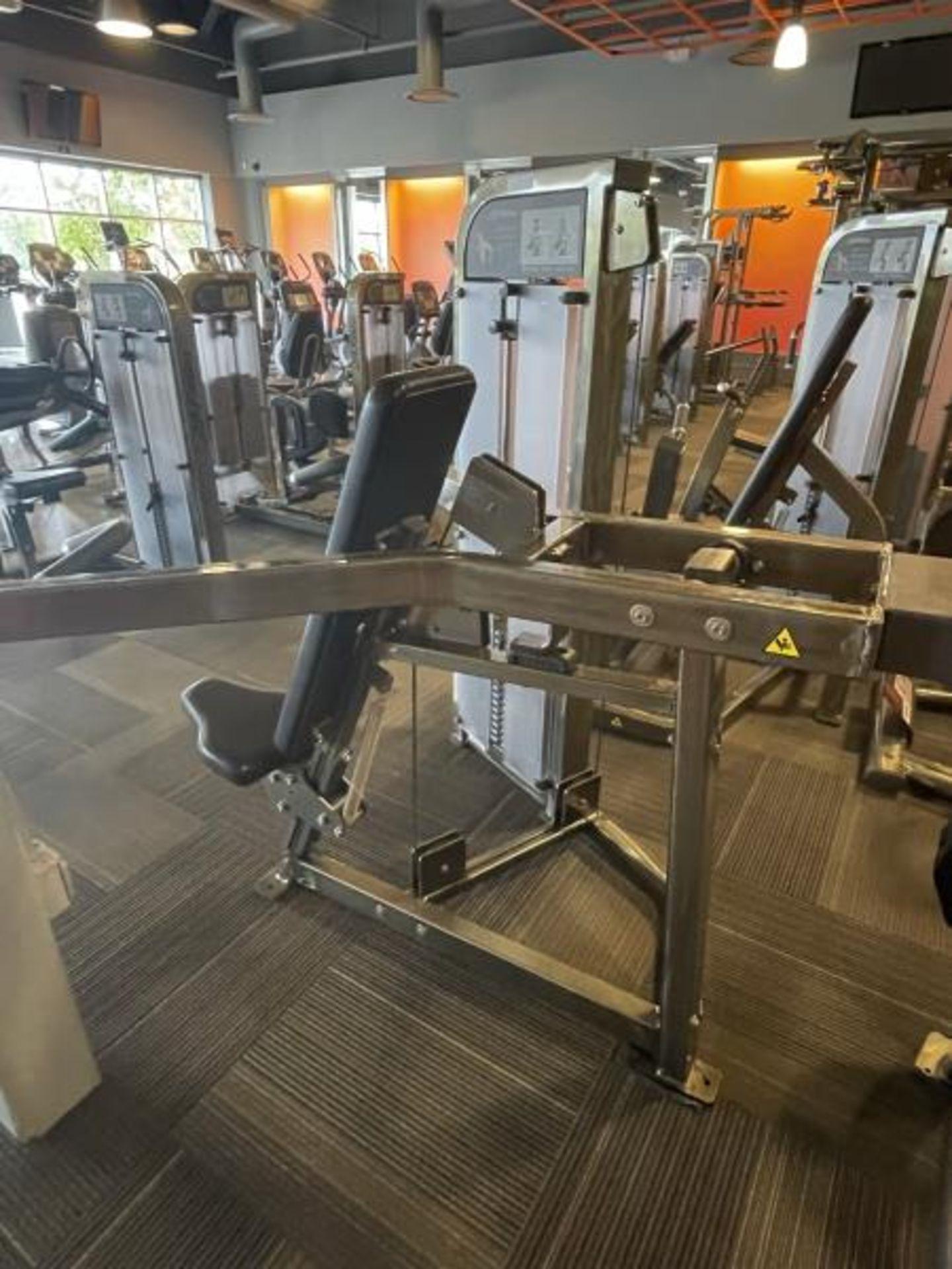 Life Fitness Shoulder Press M: PSSPSE - Image 4 of 5