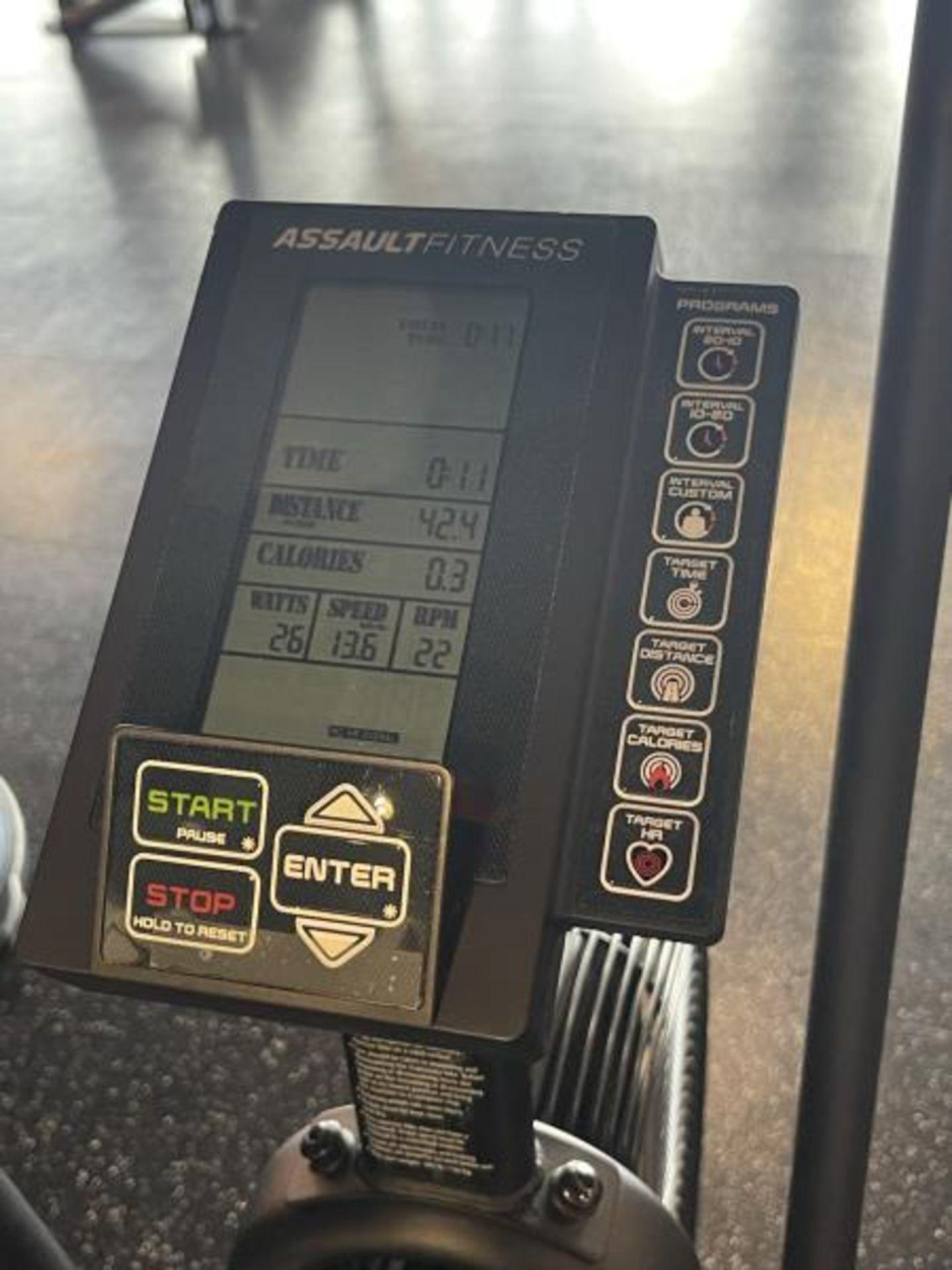 Assault Fitness Air Bike M: ASSAULTAIRBIKE - Image 5 of 5