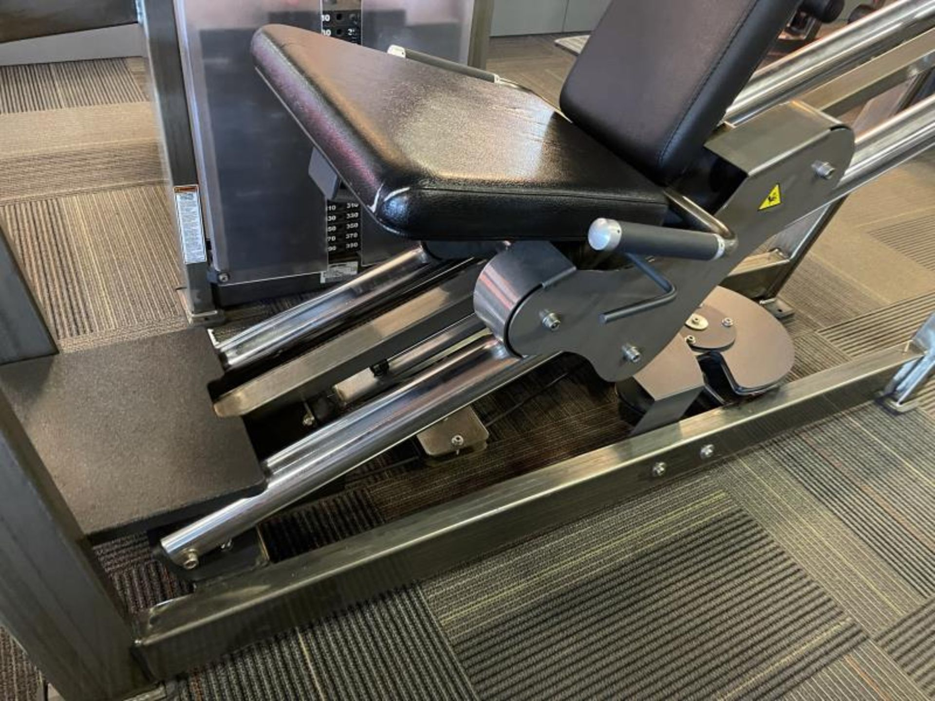Lifer Fitness Seated Leg Press M:PSSLPE - Image 2 of 6
