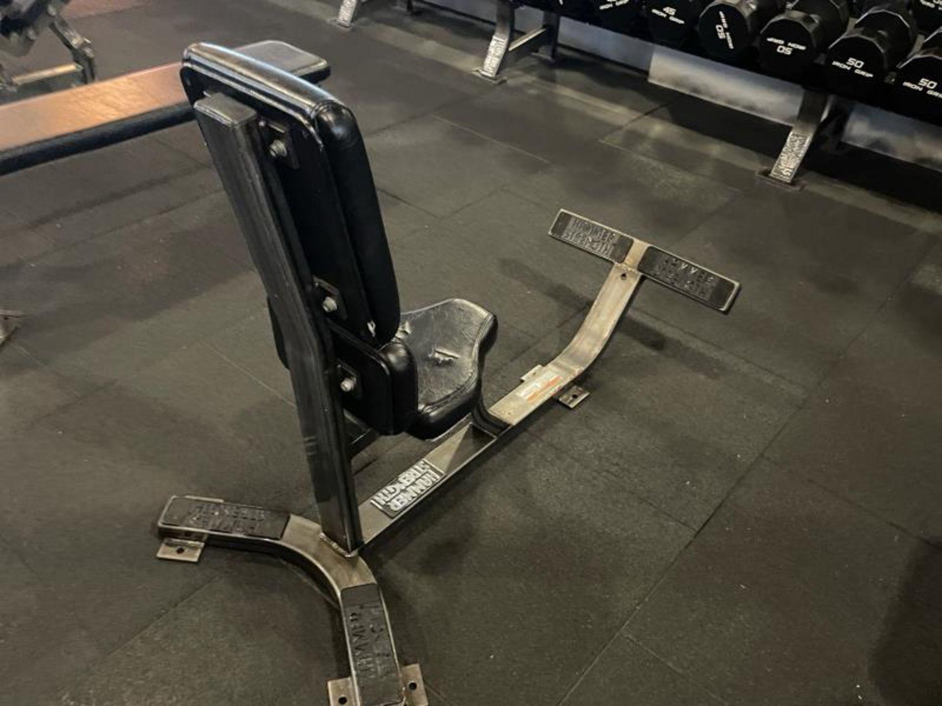 Hammer Strength Upright Bench - Image 2 of 2