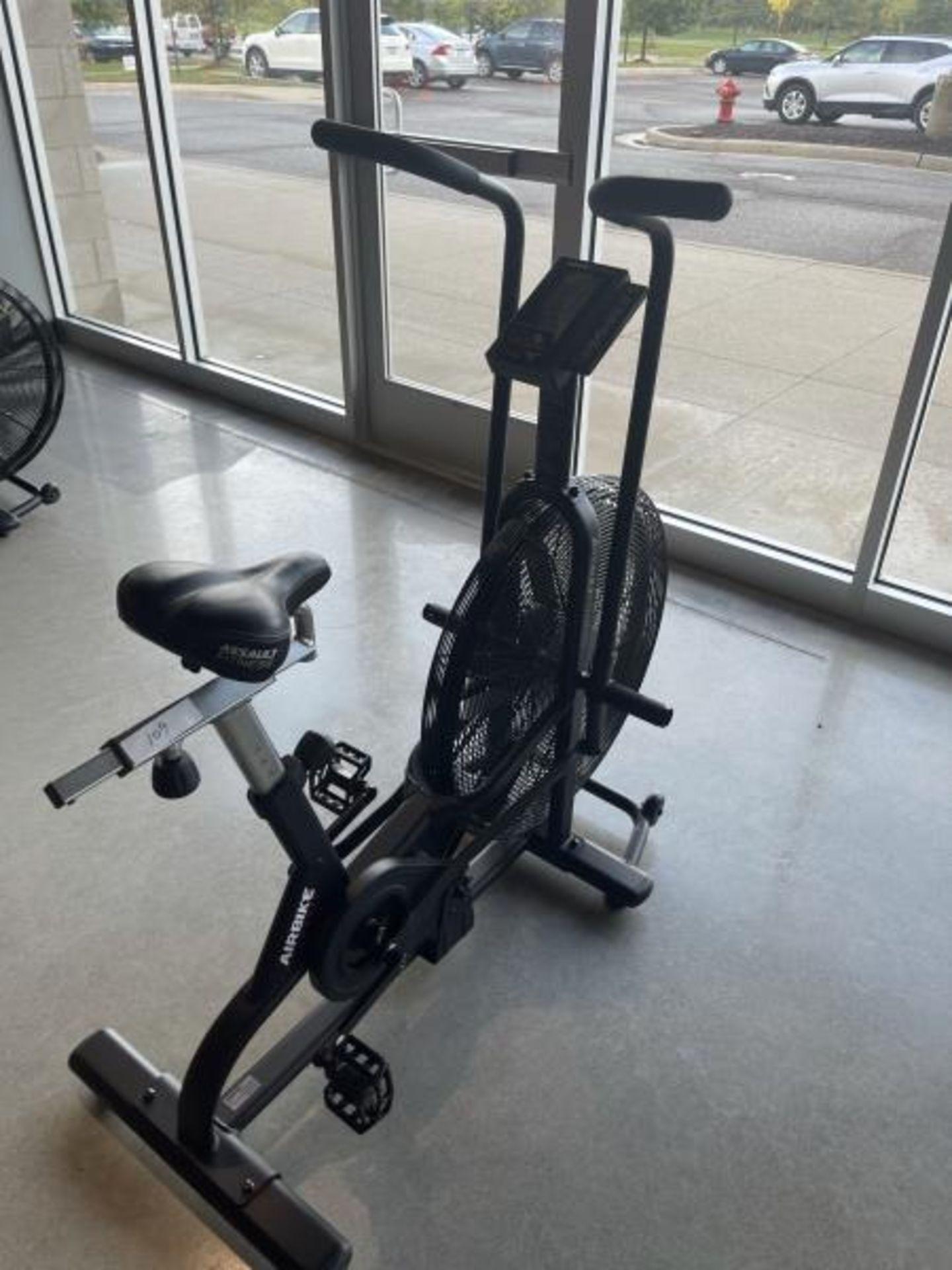Assault Fitness Air Bike M: ASSAULTAIRBIKE - Image 7 of 7