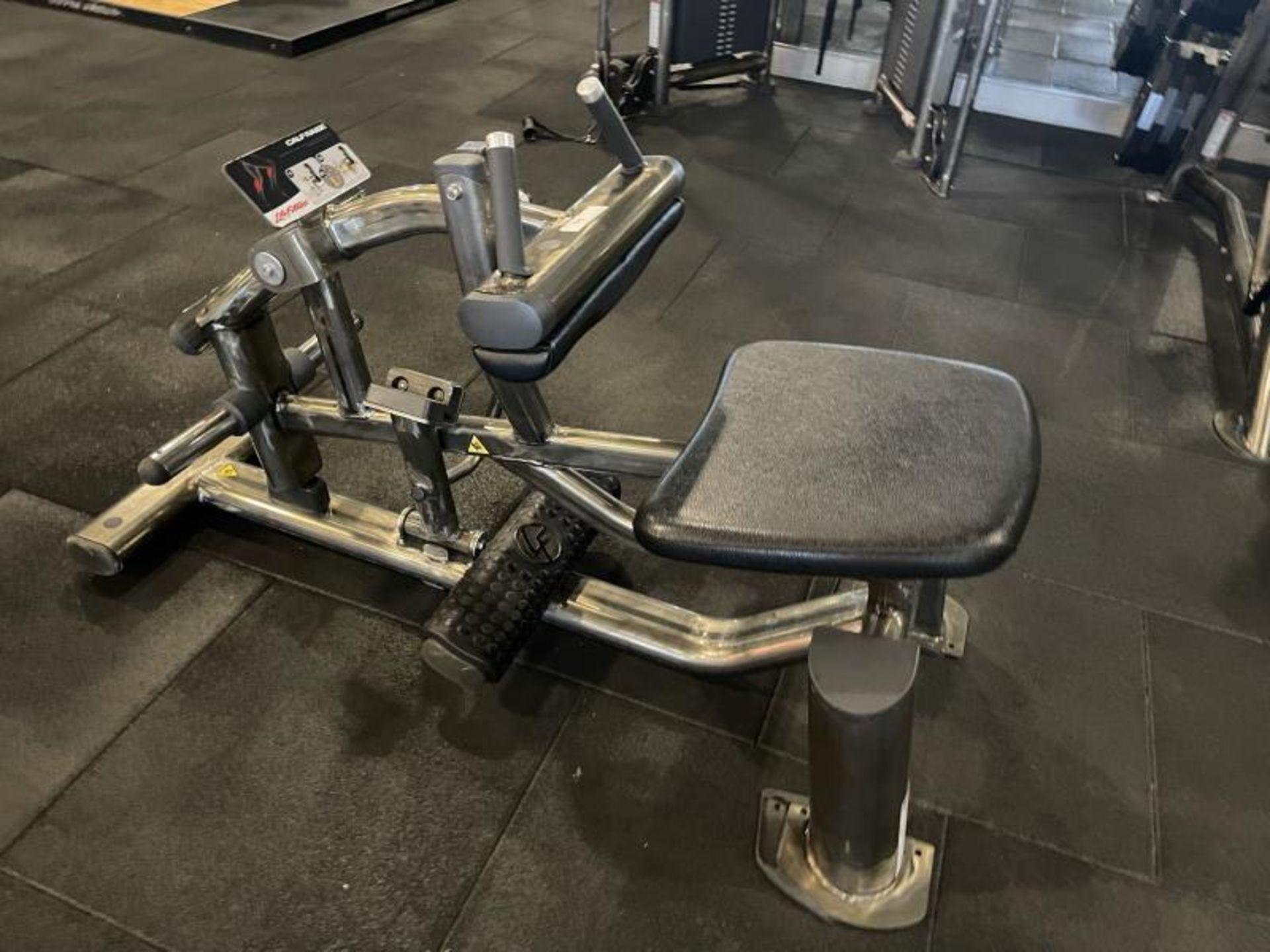 Life Fitness Calf Raise M: SPLCALF