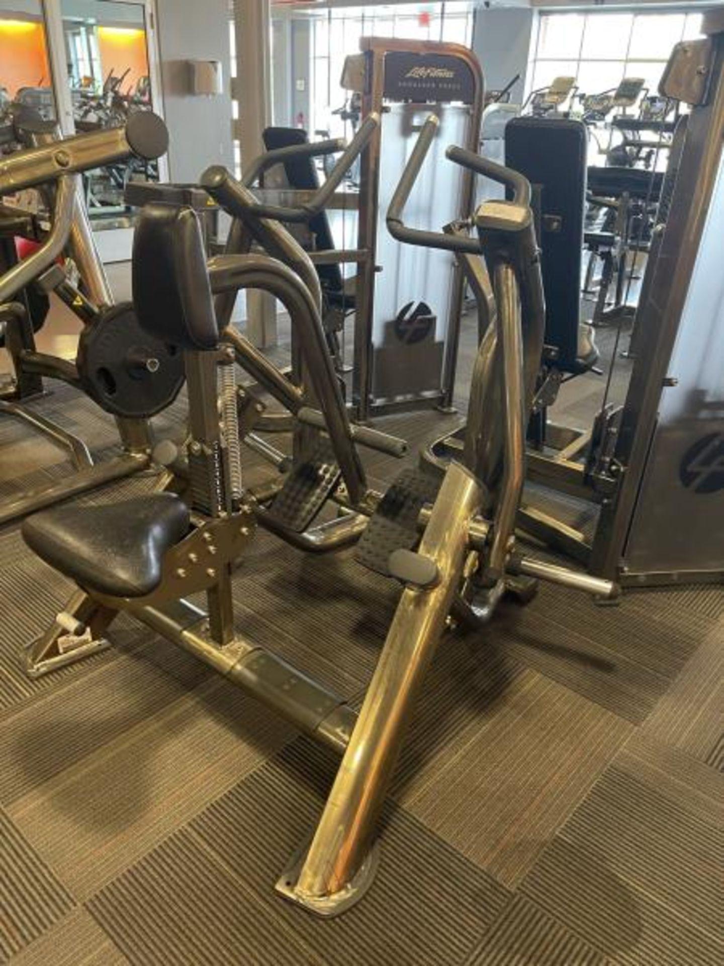 Life Fitness Row M: SPLROW