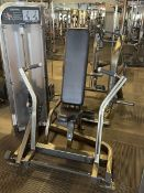 Life Fitness Chest Press M: PSCPSE