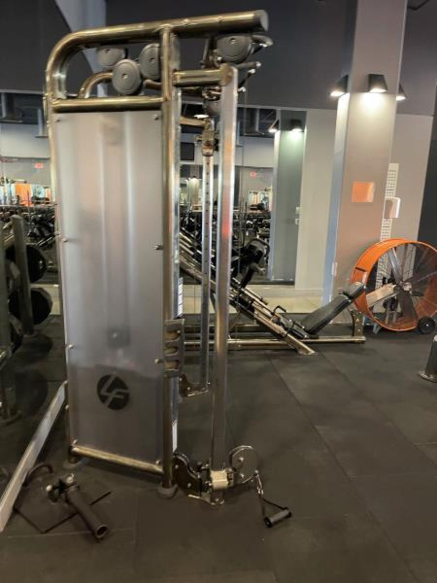 Life Fitness Dual Adjustable Pulley M: CMDAP - Image 6 of 6