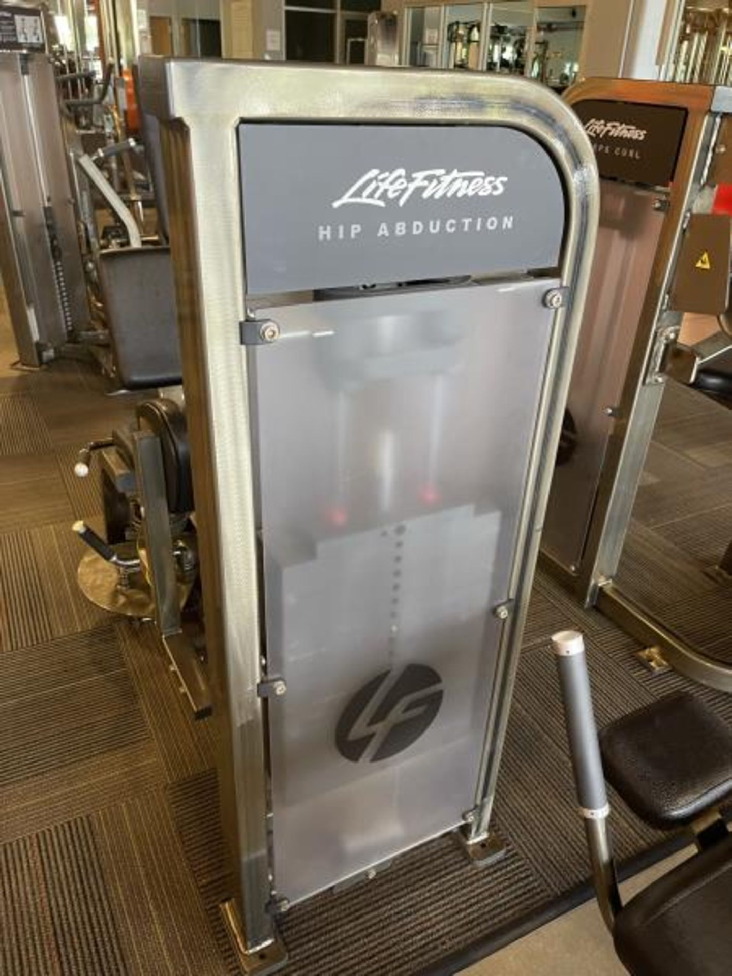 Life Fitness Hip Abduction M: PSHABSE - Image 5 of 6
