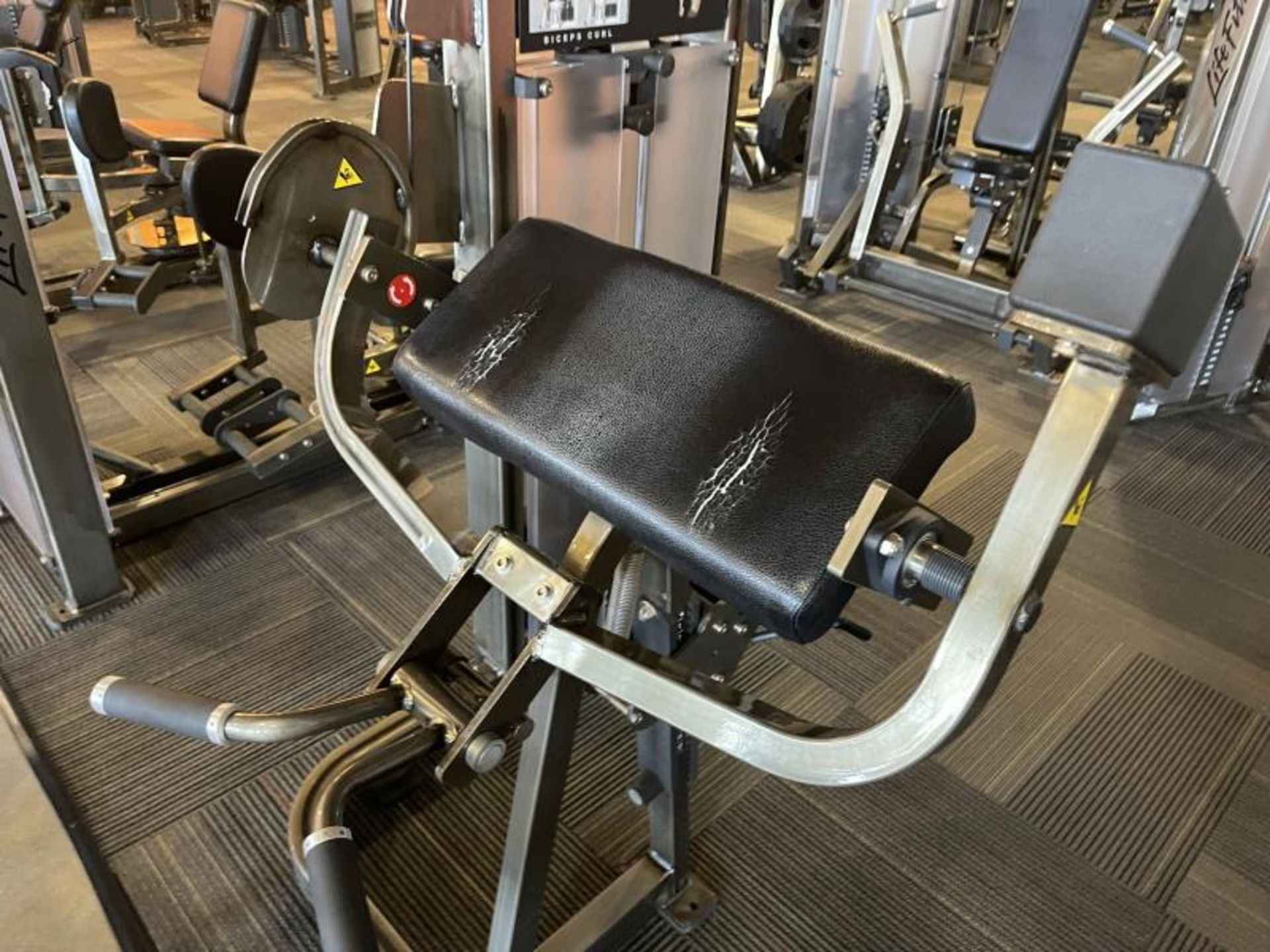 Life Fitness Triceps Extension M: PSBCSE - Image 4 of 6