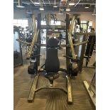 Incline Press with Iron Grip Weight Plates M: SPLIP