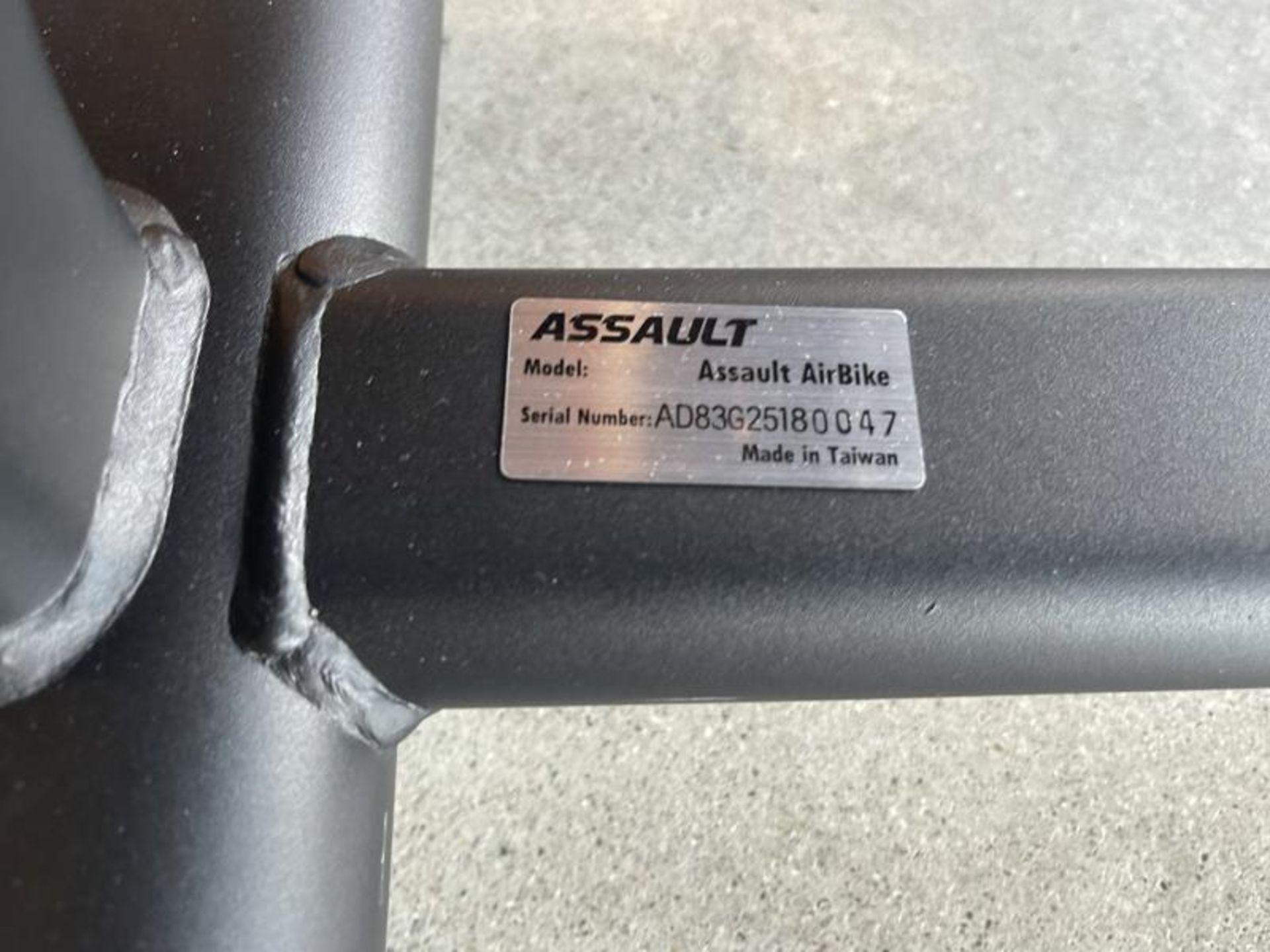 Assault Fitness Air Bike M: ASSAULTAIRBIKE - Image 4 of 4