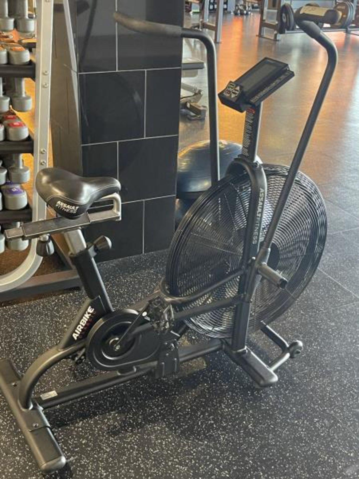 Assault Fitness Air Bike M: ASSAULTAIRBIKE