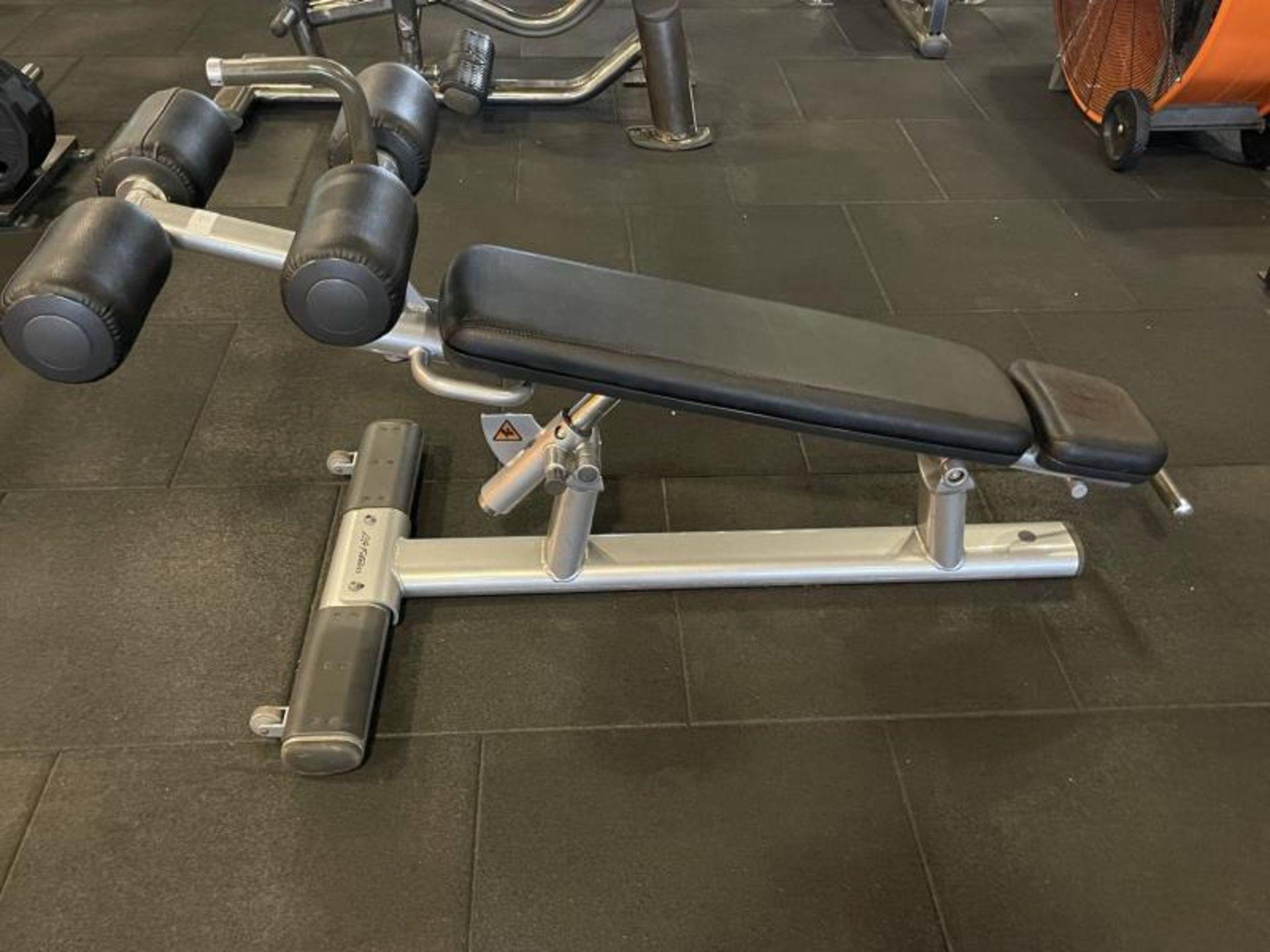 Hammer Strength Decline Bench M: SADB