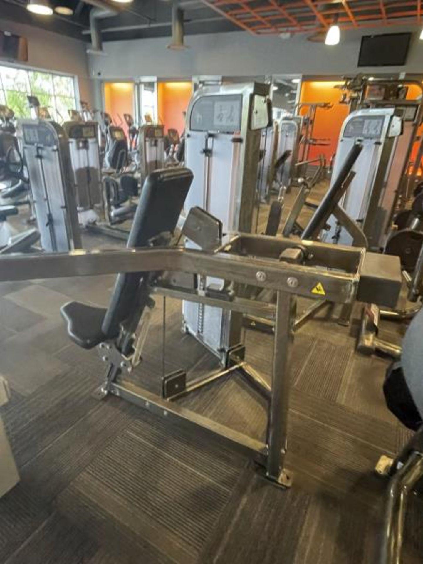 Life Fitness Shoulder Press M: PSSPSE - Image 3 of 5
