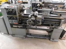 "South Bend 400 16"" x 36"" Toolroom Lathe, SN 020230, with Anilam Wizard 411 2-Axis Digital Readout"