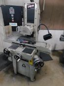 "Okamoto Model L-612 6"" x 12"" Hand-Feed Surface Grinder, SN 3935, Walker Ceramax, 6"" x 12"" Magnetic"