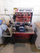 Ammco Model 4000 Safe-Turn Brake Lathe, SN 0503601208, 115V. 1 phs.