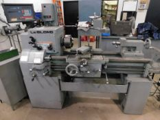 "Leblond 16"" x 30"" Toolroom Lathe, SN 7C2159 with Newall DP7 2-Axis Digital Readout"