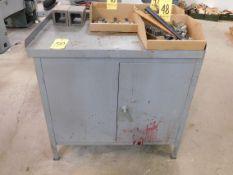 """2-Door Storage Cabinet, 24"""" x 36"""""""