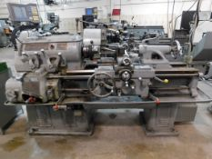 "Monarch 16"" x 30"" Engine Lathe, SN 14461-K, with Anilam Wizard 411 2-Axis Digital Readout"