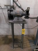 "7"" Double End Grinder with Stand, 115V, 1phs."