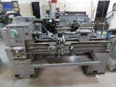 "Cincinnati 15"" x 50"" Hydrashift Toolroom Lathe, SN 5501R2-5W-0013, with Anilam Wizard 411 2-Axis"