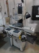 "Okamoto Model L-612 6"" x 12"" Hand-Feed Surface Grinder, SN 3936, Walker Ceramax, 6"" x 12"" Magnetic"