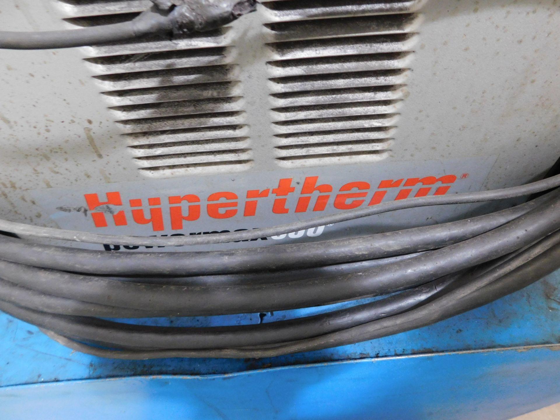 Hypertherm Model Powermax 600 Plasma Cutter, SN PMX600-037767, 230V, 1 phs. - Image 4 of 4