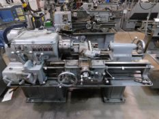 "Monarch 14"" x 30"" Engine Lathe, SN 6703, Taper Attachment, Anilam Wizard 411 2-Axis Digital Readout"