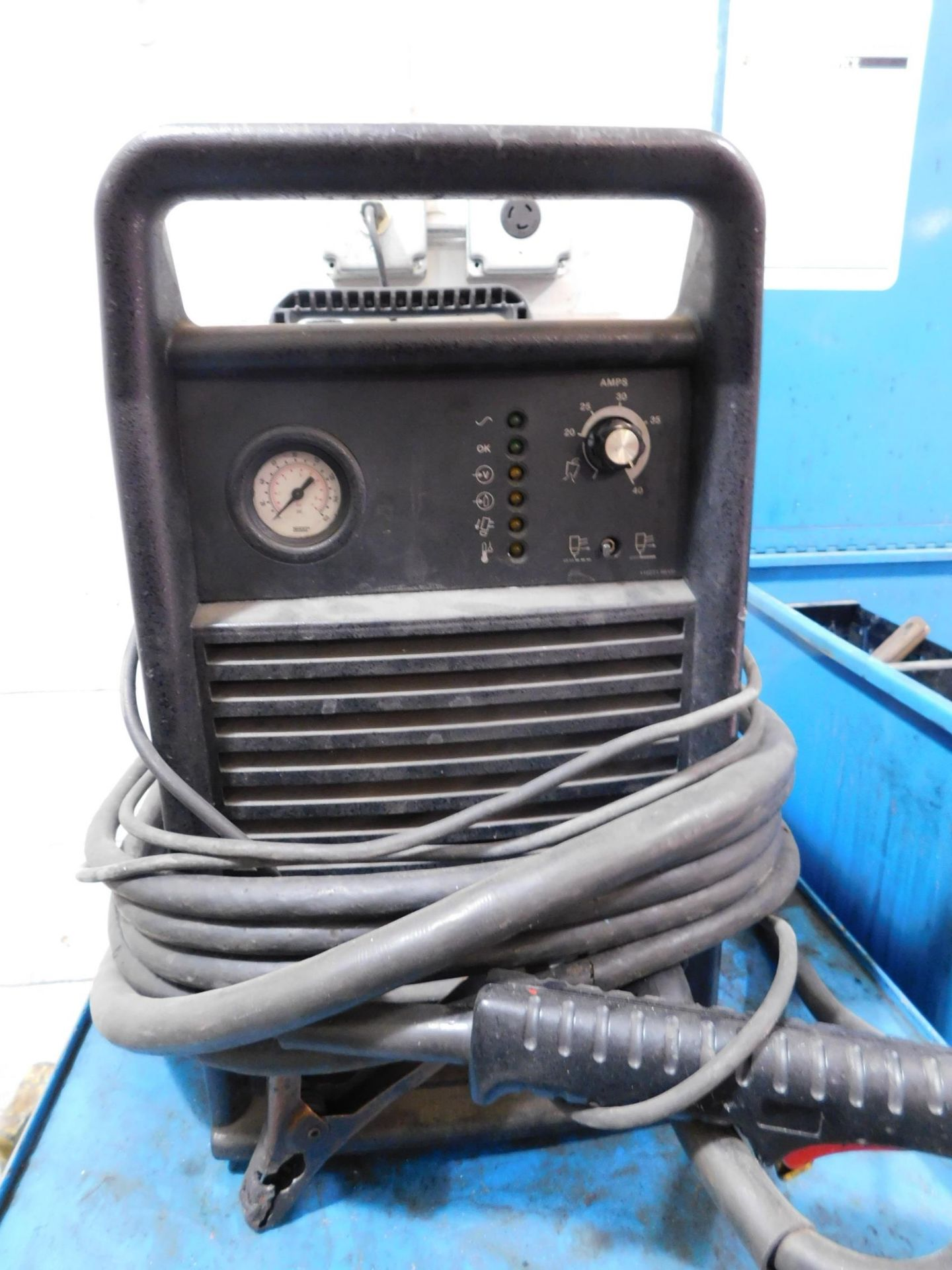 Hypertherm Model Powermax 600 Plasma Cutter, SN PMX600-037767, 230V, 1 phs.