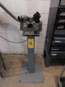 Darex V390 Drill Sharpener, SN 14815B, 115V, 1 phs., with Pedestal