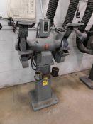 "Powermatic Model 2100-25 12"" Double End Pedestal Grinder, SN 116, 2 HP, 208/220/440 V, 3 phs."