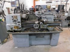 "Clausing Colchester 13"" x 36"" Toolroom Lathe, SN F3/73188, with Anilam Wizard 411 2-Axis Digital"