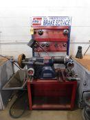 Ammco Model 4000 Safe-Turn Brake Lathe, SN 0510607946, 115V. 1 phs.