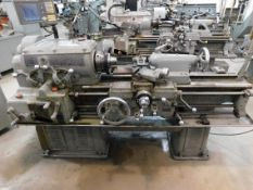 "Monarch 14"" x 30"" Engine Lathe, SN 15050, Taper Attachment, Anilam Wizard 411 2-Axis Digital"