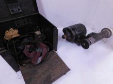 Dumore No. 44 Toolpost Grinder
