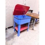 Central Machinery Parts Washer with Pump