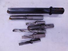 Spade Drills, Coolant