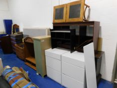 Miscellaneous Cabinets and End Tables