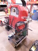 Lincoln AC-225-S Arc Welder with Oxy/Acet Torch, Hoses and Regulators
