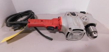 """Milwaukee 1/2"""" Hole Hawg Electric Drill"""