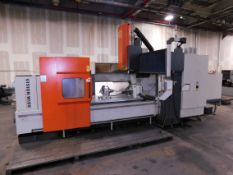 Vtec Vision Wide Model VB-3016 CNC Vertical Bridge Type Machining Center, s/n B1-0375, New 2011,