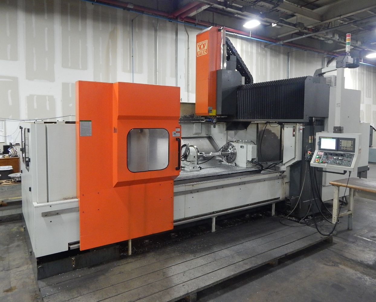 Owner Retiring in Conjunction with Secured Creditor – U.S. Aeroteam, Inc. Well Maintained CNC & Toolroom Machinery