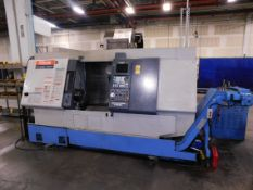 Mazak Model Integrex 200SY CNC Turning Center, s/n 141884, New 1999, Mazatrol PC-Fusion 640MT CNC