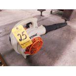 Stihl BG56C Gas Powered Blower