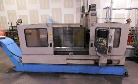 Mazak Model VTC-16C CNC Vertical Machining Center, s/n 112644, New 1994, Mazatrol M32B CNC