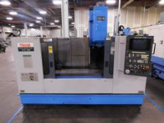 Mazak Model VTC-16B CNC Vertical Machining Center, s/n 115071, New 1995, Mazatrol M32B CNC